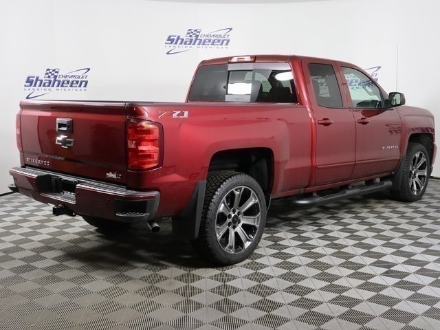 2018 Silverado 1500 Double Cab 4x4, Pickup #74347 - photo 3