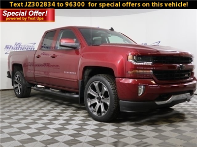 2018 Silverado 1500 Double Cab 4x4,  Pickup #74347 - photo 1