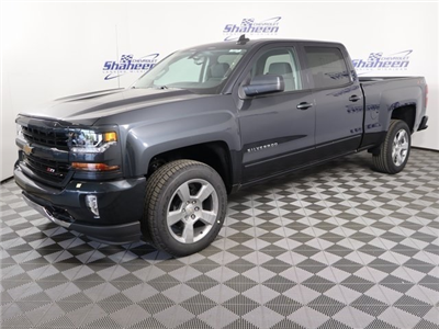 2018 Silverado 1500 Crew Cab 4x4,  Pickup #74653 - photo 1