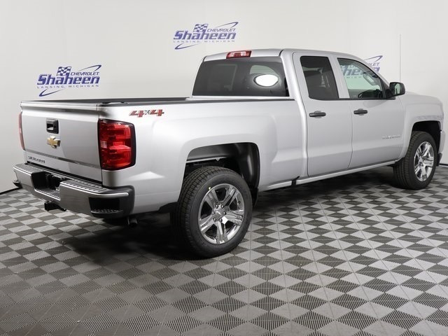 2018 Silverado 1500 Crew Cab 4x4,  Pickup #74680 - photo 4