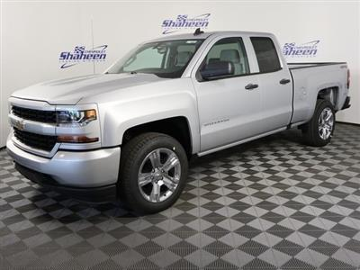 2018 Silverado 1500 Crew Cab 4x4,  Pickup #74680 - photo 1