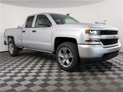 2018 Silverado 1500 Double Cab 4x4,  Pickup #74769 - photo 3