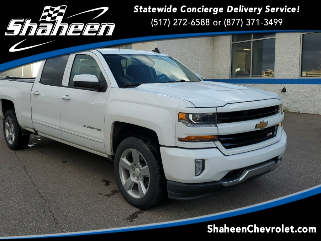 2018 Silverado 1500 Crew Cab 4x4,  Pickup #74778 - photo 3