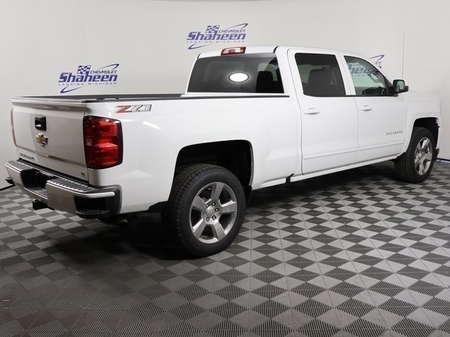 2018 Silverado 1500 Crew Cab 4x4,  Pickup #74784 - photo 4