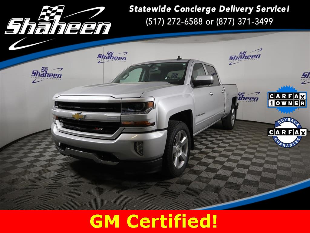 2018 Silverado 1500 Crew Cab 4x4,  Pickup #74784 - photo 3