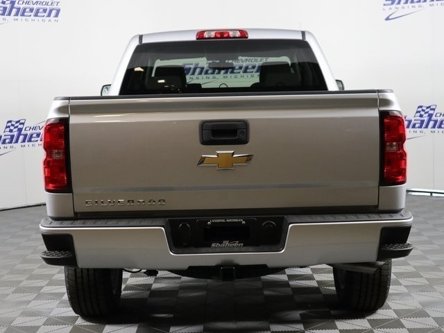 2018 Silverado 1500 Double Cab 4x4,  Pickup #74786 - photo 10