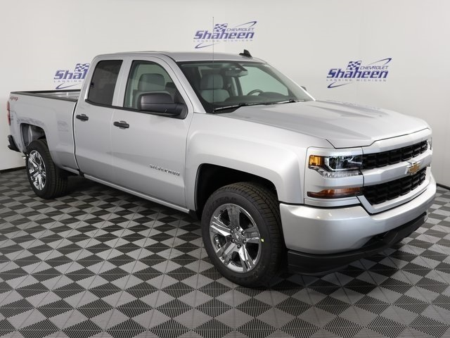 2018 Silverado 1500 Double Cab 4x4,  Pickup #74786 - photo 3