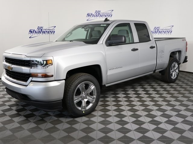 2018 Silverado 1500 Double Cab 4x4,  Pickup #74786 - photo 1