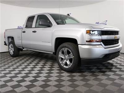 2018 Silverado 1500 Double Cab 4x4,  Pickup #74786 - photo 28