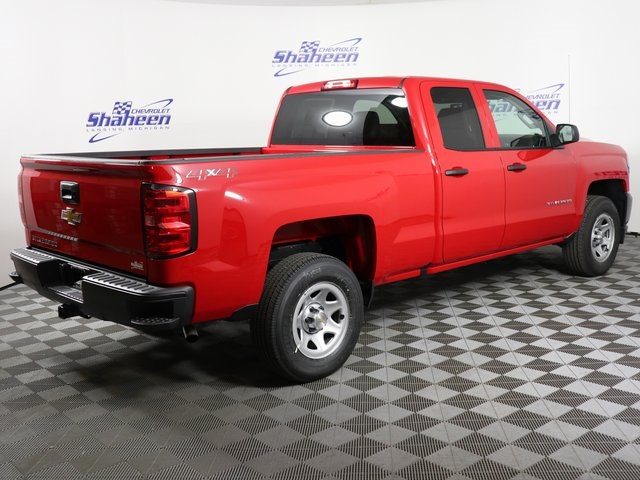 2018 Silverado 1500 Double Cab 4x4,  Pickup #74856 - photo 4