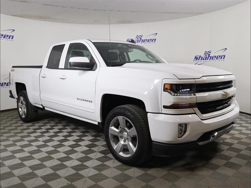 2018 Silverado 1500 Double Cab 4x4,  Pickup #74884 - photo 2