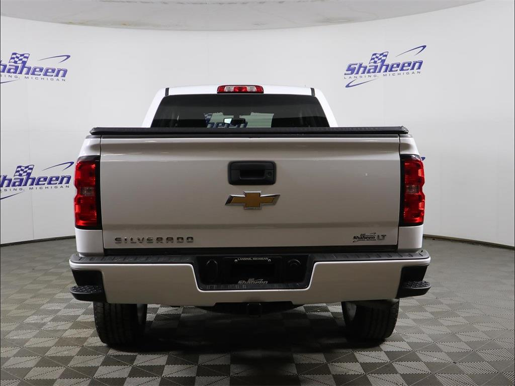 2018 Silverado 1500 Double Cab 4x4,  Pickup #74884 - photo 6