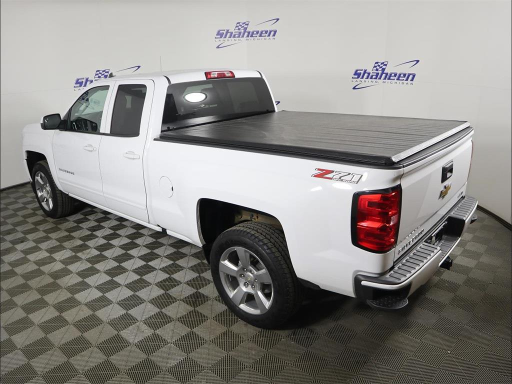 2018 Silverado 1500 Double Cab 4x4,  Pickup #74884 - photo 7