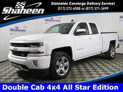 2018 Silverado 1500 Double Cab 4x4,  Pickup #74884 - photo 3