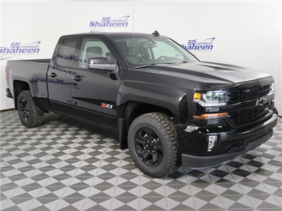 2019 Silverado 1500 Double Cab 4x4,  Pickup #75175 - photo 3