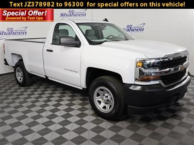 2018 Silverado 1500 Regular Cab 4x2,  Pickup #75189 - photo 3