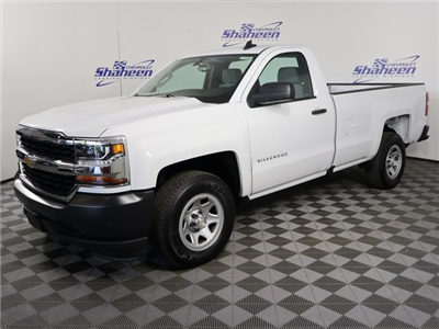 2018 Silverado 1500 Regular Cab 4x2,  Pickup #75189 - photo 1