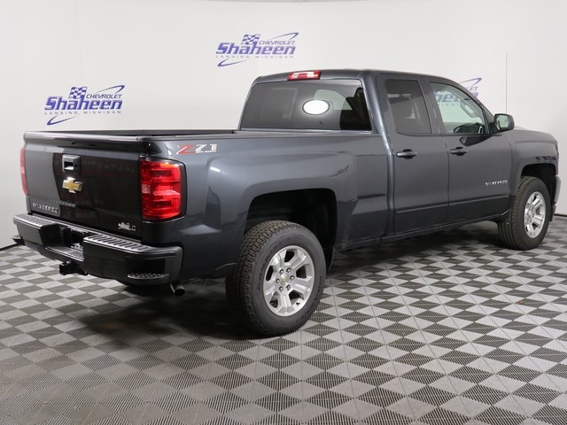 2019 Silverado 1500 Double Cab 4x4,  Pickup #75247 - photo 4