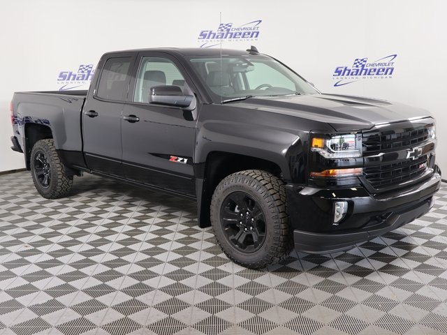 2019 Silverado 1500 Double Cab 4x4,  Pickup #75326 - photo 3