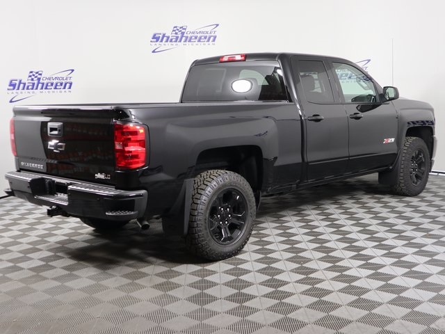 2019 Silverado 1500 Double Cab 4x4,  Pickup #75326 - photo 4