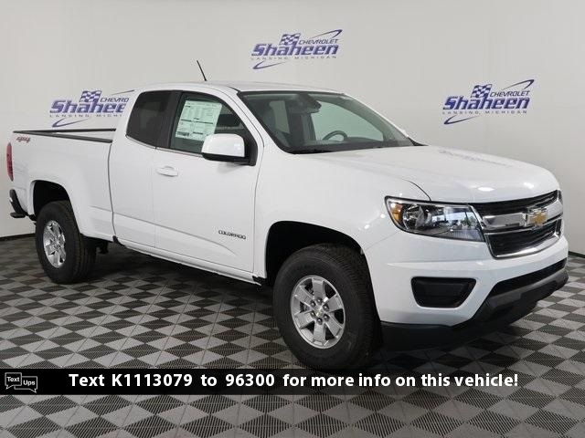 2019 Colorado Extended Cab 4x4 Pickup Stock 75420