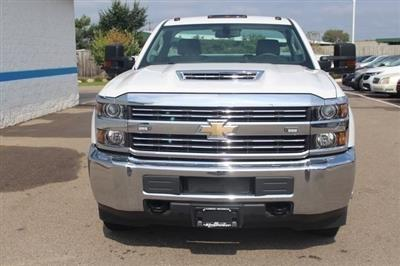 2018 Silverado 3500 Regular Cab DRW 4x4,  Service Body #75555 - photo 4