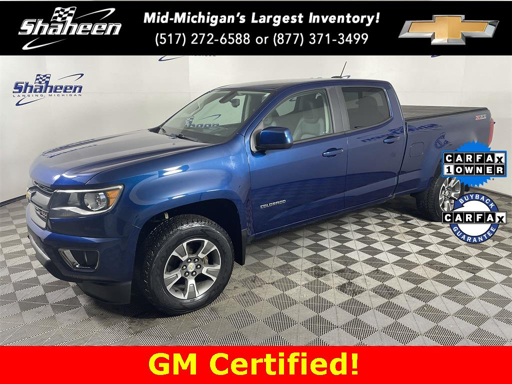 2019 Colorado Crew Cab 4x4,  Pickup #75603 - photo 3
