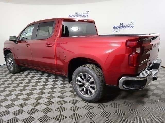 2019 Silverado 1500 Crew Cab 4x4,  Pickup #75625 - photo 2