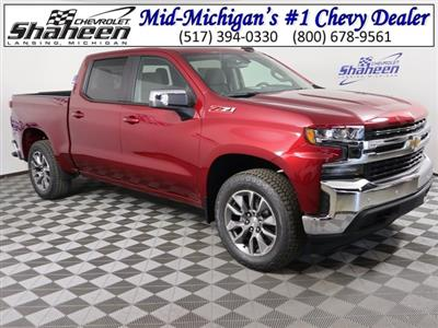 2019 Silverado 1500 Crew Cab 4x4,  Pickup #75625 - photo 3