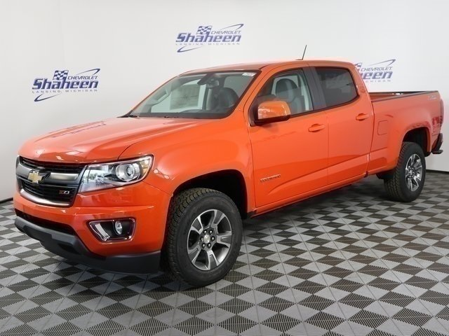2019 Colorado Crew Cab 4x4,  Pickup #75636 - photo 1