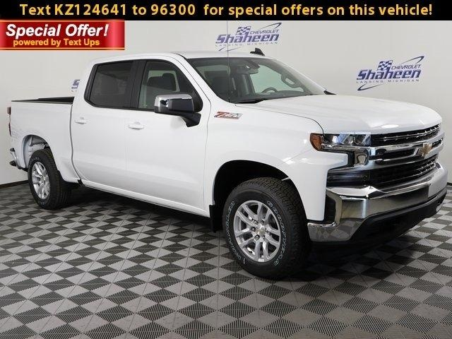 2019 Silverado 1500 Crew Cab 4x4,  Pickup #75721 - photo 10
