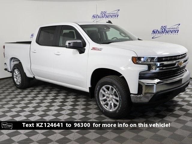 2019 Silverado 1500 Crew Cab 4x4,  Pickup #75721 - photo 3