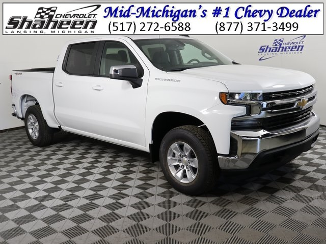 2019 Silverado 1500 Crew Cab 4x4,  Pickup #75751 - photo 3