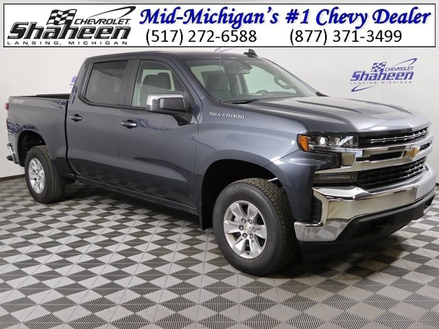 2019 Silverado 1500 Crew Cab 4x4,  Pickup #75758 - photo 3