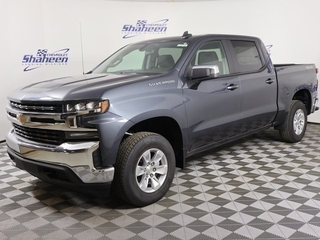 2019 Silverado 1500 Crew Cab 4x4,  Pickup #75758 - photo 1