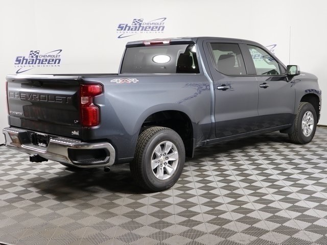 2019 Silverado 1500 Crew Cab 4x4,  Pickup #75758 - photo 4