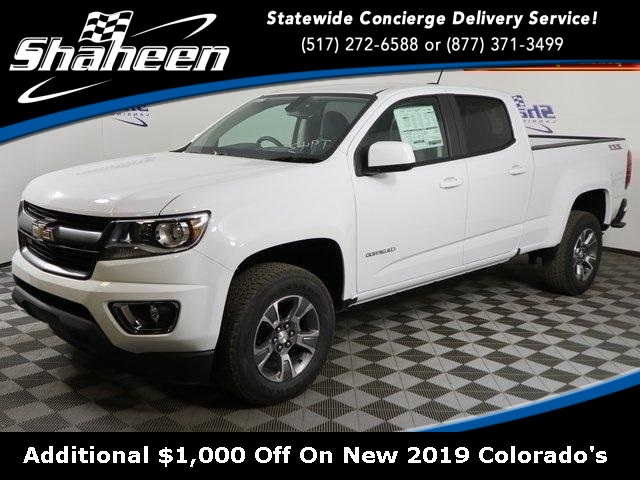 2019 Colorado Crew Cab 4x4,  Pickup #75938 - photo 1