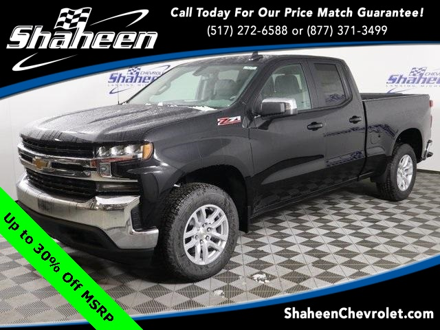 2019 Silverado 1500 Double Cab 4x4,  Pickup #76165 - photo 1