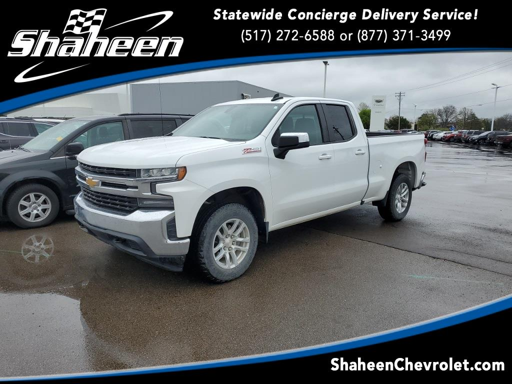 2019 Silverado 1500 Double Cab 4x4,  Pickup #76171 - photo 1
