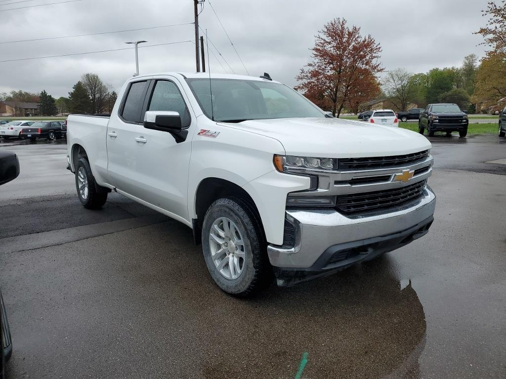 2019 Silverado 1500 Double Cab 4x4,  Pickup #76171 - photo 5