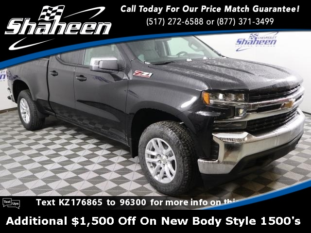 2019 Silverado 1500 Double Cab 4x4,  Pickup #76176 - photo 1