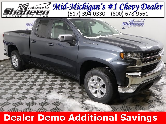 2019 Silverado 1500 Double Cab 4x4,  Pickup #76179 - photo 3