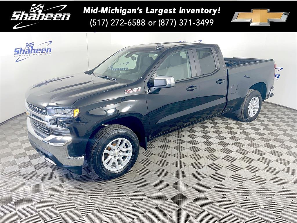 2019 Silverado 1500 Double Cab 4x4,  Pickup #76185 - photo 3