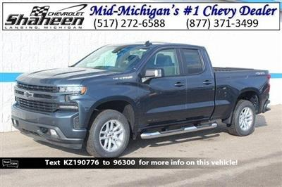 2019 Silverado 1500 Double Cab 4x4,  Pickup #76361 - photo 1
