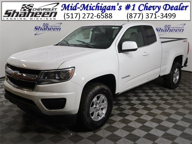 2019 Colorado Extended Cab 4x4,  Pickup #76419 - photo 1