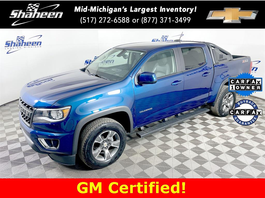 2019 Colorado Crew Cab 4x4,  Pickup #76567 - photo 3