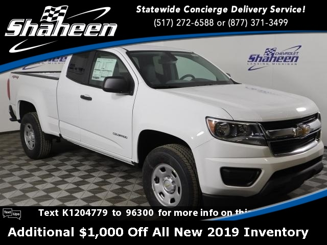 2019 Colorado Extended Cab 4x4,  Pickup #76568 - photo 1