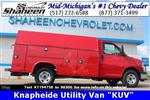 2019 Express 3500 4x2,  Knapheide Service Utility Van #76766 - photo 1