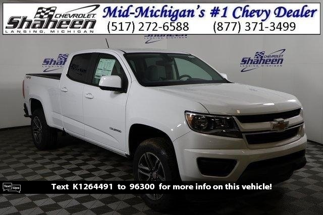 2019 Colorado Crew Cab 4x4 Pickup Stock 77107