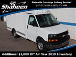 2019 Express 3500 4x2,  Bay Bridge FRP Cutaway Van #77430 - photo 1